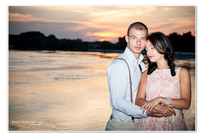 "Georgiana & Bogdan - ""Save the date"" mai 2013"