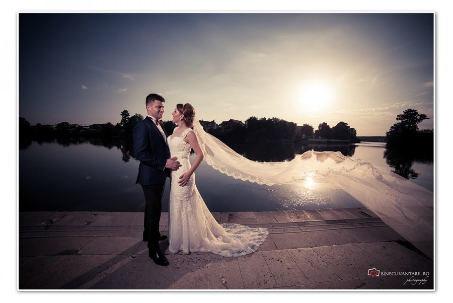 "Elena & Dan - ""Love the dress"" iulie 2014"