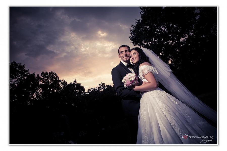 Adina & Bogdan, nunta in Galati august 2013